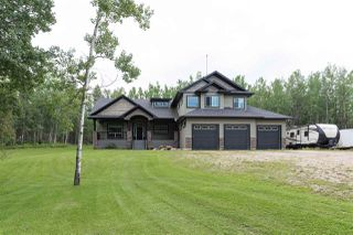 Main Photo: 150 53510 Hwy 43: Rural Lac Ste. Anne County House for sale : MLS®# E4170510