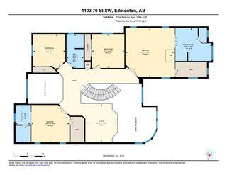 Photo 29: 1103 70 Street in Edmonton: Zone 53 House for sale : MLS®# E4179313