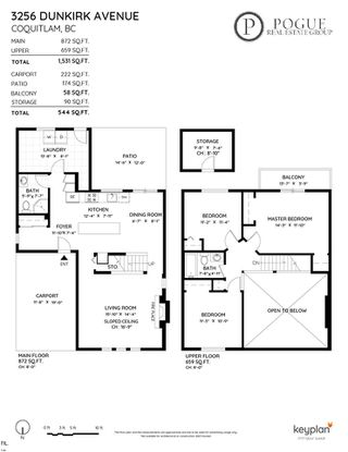 """Photo 33: 3256 DUNKIRK Avenue in Coquitlam: New Horizons House for sale in """"NEW HORIZONS"""" : MLS®# R2496440"""