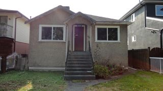 Photo 1: 2748 GRANT Street in Vancouver: Renfrew VE House for sale (Vancouver East)  : MLS®# R2504543