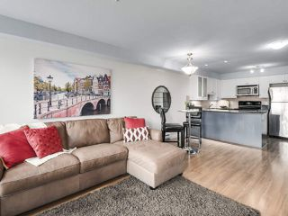 "Photo 6: 304 1969 WESTMINSTER Avenue in Port Coquitlam: Glenwood PQ Condo for sale in ""THE SAPHHIRE"" : MLS®# R2504819"