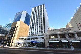 Photo 1: 412 10024 JASPER Avenue NW in Edmonton: Zone 12 Condo for sale : MLS®# E4220973