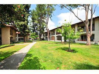 Photo 1: MISSION VALLEY Condo for sale : 1 bedrooms : 5999 Rancho Mission Road #108 in San Diego