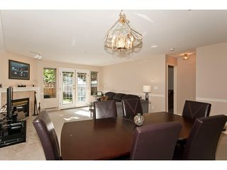 "Photo 3: 36 19160 119TH Avenue in Pitt Meadows: Central Meadows Townhouse for sale in ""WINDSOR OAK"" : MLS®# V898835"