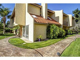 Photo 1: LA COSTA Townhome for sale : 3 bedrooms : 7505 Jerez Court #E in Carlsbad