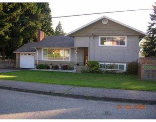 Photo 1: 3195 WILLOUGHBY AV in Burnaby: Sullivan Heights House for sale (Burnaby North)  : MLS®# V594028