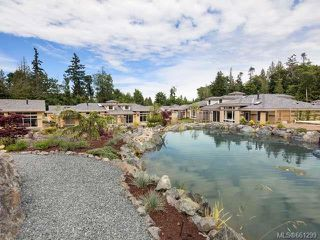 Photo 1: 39 500 Corfield St in PARKSVILLE: PQ Parksville Row/Townhouse for sale (Parksville/Qualicum)  : MLS®# 661299
