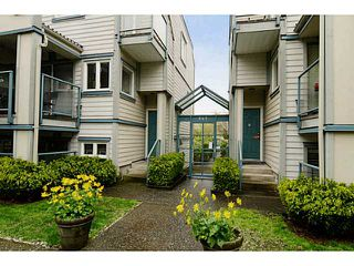 "Photo 1: 213 643 W 7TH Avenue in Vancouver: Fairview VW Townhouse for sale in ""THE COURTYARDS"" (Vancouver West)  : MLS®# V1059098"