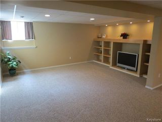 Photo 11: 214 Craigmohr Drive in WINNIPEG: Fort Garry / Whyte Ridge / St Norbert Residential for sale (South Winnipeg)  : MLS®# 1408326