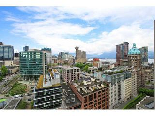 """Photo 15: 2302 188 KEEFER Place in Vancouver: Downtown VW Condo for sale in """"Espana II"""" (Vancouver West)  : MLS®# V1063175"""