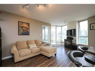 """Photo 3: 2302 188 KEEFER Place in Vancouver: Downtown VW Condo for sale in """"Espana II"""" (Vancouver West)  : MLS®# V1063175"""