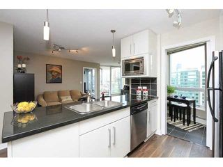 """Photo 6: 2302 188 KEEFER Place in Vancouver: Downtown VW Condo for sale in """"Espana II"""" (Vancouver West)  : MLS®# V1063175"""