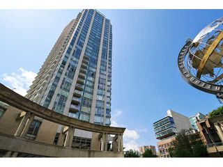 """Photo 1: 2302 188 KEEFER Place in Vancouver: Downtown VW Condo for sale in """"Espana II"""" (Vancouver West)  : MLS®# V1063175"""