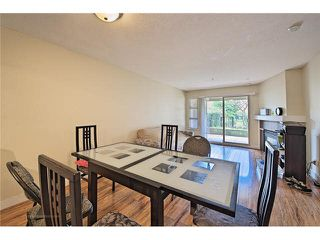 """Photo 3: 106 2388 WESTERN Parkway in Vancouver: University VW Condo for sale in """"WESTCOTT COMMONS"""" (Vancouver West)  : MLS®# V1105494"""