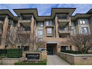 """Photo 1: 106 2388 WESTERN Parkway in Vancouver: University VW Condo for sale in """"WESTCOTT COMMONS"""" (Vancouver West)  : MLS®# V1105494"""