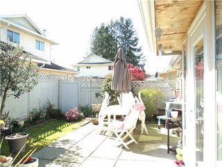 "Photo 14: 19 11950 LAITY Street in Maple Ridge: West Central Townhouse for sale in ""THE MAPLES"" : MLS®# V1115727"