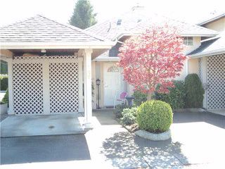 "Photo 1: 19 11950 LAITY Street in Maple Ridge: West Central Townhouse for sale in ""THE MAPLES"" : MLS®# V1115727"