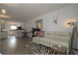 Photo 3: 281 Ferry Road in WINNIPEG: St James Residential for sale (West Winnipeg)  : MLS®# 1514020