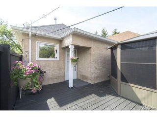 Photo 13: 281 Ferry Road in WINNIPEG: St James Residential for sale (West Winnipeg)  : MLS®# 1514020
