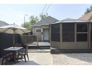 Photo 19: 281 Ferry Road in WINNIPEG: St James Residential for sale (West Winnipeg)  : MLS®# 1514020