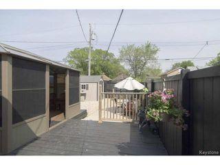 Photo 14: 281 Ferry Road in WINNIPEG: St James Residential for sale (West Winnipeg)  : MLS®# 1514020