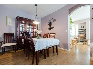 """Photo 4: 17 6950 120TH Street in Surrey: West Newton Townhouse for sale in """"Cougar Creek"""" : MLS®# F1442837"""