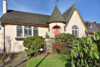 Photo 1: 1763 W 59TH Avenue in Vancouver: South Granville House for sale (Vancouver West)  : MLS®# R2032711