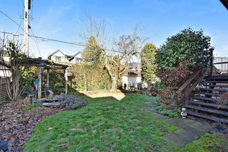 Photo 19: 1763 W 59TH Avenue in Vancouver: South Granville House for sale (Vancouver West)  : MLS®# R2032711