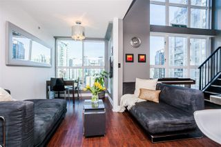 "Photo 1: 807 1238 SEYMOUR Street in Vancouver: Downtown VW Condo for sale in ""SPACE"" (Vancouver West)  : MLS®# R2033059"