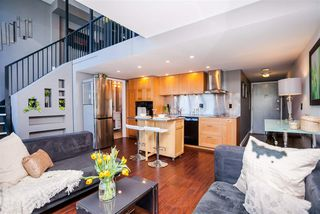 "Photo 2: 807 1238 SEYMOUR Street in Vancouver: Downtown VW Condo for sale in ""SPACE"" (Vancouver West)  : MLS®# R2033059"