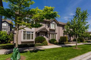 "Photo 1: 27 19219 67 Avenue in Surrey: Clayton Townhouse for sale in ""Balmoral"" (Cloverdale)  : MLS®# R2059751"