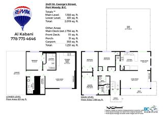 Photo 11: 2401 ST GEORGE Street in Port Moody: Port Moody Centre House for sale : MLS®# R2062434
