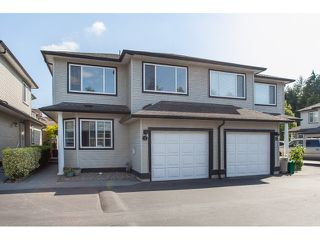 "Photo 1: 7 9559 208TH Street in Langley: Walnut Grove Townhouse for sale in ""DERBY CREEK"" : MLS®# R2072729"