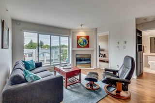 "Photo 12: 411 789 W 16TH Avenue in Vancouver: Fairview VW Condo for sale in ""SIXTEEN WILLOWS"" (Vancouver West)  : MLS®# R2076359"