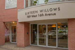 "Photo 16: 411 789 W 16TH Avenue in Vancouver: Fairview VW Condo for sale in ""SIXTEEN WILLOWS"" (Vancouver West)  : MLS®# R2076359"