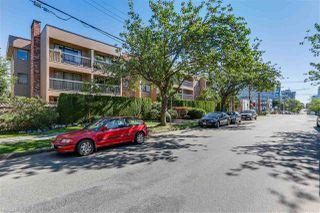 """Photo 1: 202 1825 W 8TH Avenue in Vancouver: Kitsilano Condo for sale in """"MARLBORO COURT"""" (Vancouver West)  : MLS®# R2092637"""