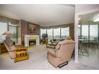 "Photo 3: 1101 32330 S FRASER Way in Abbotsford: Abbotsford West Condo for sale in ""Towne Centre Tower"" : MLS®# R2111133"
