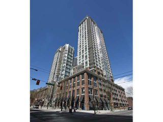 Photo 1: 806 535 SMITHE STREET in : Downtown VW Condo for sale (Vancouver West)  : MLS®# V995226