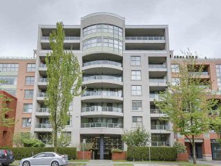 "Photo 1: 105 503 W 16TH Avenue in Vancouver: Fairview VW Condo for sale in ""PACIFICA"" (Vancouver West)  : MLS®# R2167564"