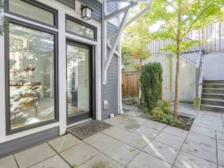 Photo 14: 1 1540 GRANT Street in Vancouver: Grandview VE Townhouse for sale (Vancouver East)  : MLS®# R2211717