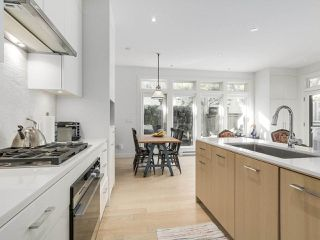 Photo 7: 1 1540 GRANT Street in Vancouver: Grandview VE Townhouse for sale (Vancouver East)  : MLS®# R2211717