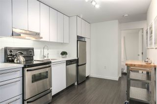 "Photo 3: 207 370 CARRALL Street in Vancouver: Downtown VE Condo for sale in ""21 DOORS"" (Vancouver East)  : MLS®# R2211876"
