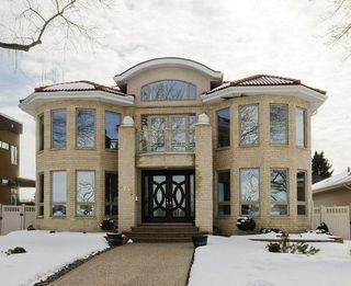 Main Photo: 8771 strathearn Crescent in Edmonton: Zone 18 House for sale : MLS®# E4102092