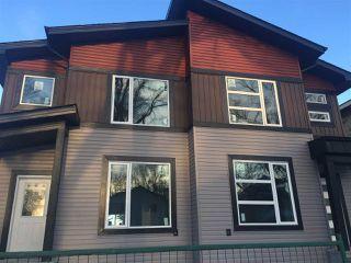 Main Photo: 10753 92 Street in Edmonton: Zone 13 House Half Duplex for sale : MLS®# E4102727