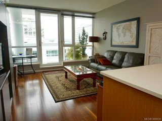 Photo 2: 804 834 Johnson St in VICTORIA: Vi Downtown Condo for sale (Victoria)  : MLS®# 782693
