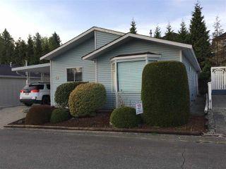 "Photo 1: 15 8078 KING GEORGE Boulevard in Surrey: Bear Creek Green Timbers Manufactured Home for sale in ""Braeside Village"" : MLS®# R2261994"
