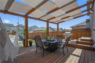 Photo 18: 252 Brookfield Crescent in Winnipeg: Bridgwater Lakes Residential for sale (1R)  : MLS®# 1812464