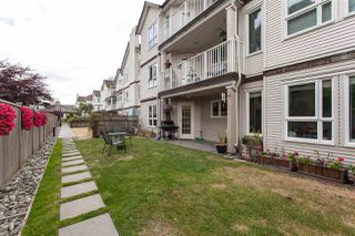 """Photo 18: 108 17740 58A Avenue in Surrey: Cloverdale BC Condo for sale in """"Derby Downs"""" (Cloverdale)  : MLS®# R2274025"""
