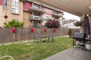 """Photo 16: 108 17740 58A Avenue in Surrey: Cloverdale BC Condo for sale in """"Derby Downs"""" (Cloverdale)  : MLS®# R2274025"""