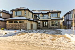 Main Photo: 3510 WATSON Point in Edmonton: Zone 56 House for sale : MLS®# E4124847